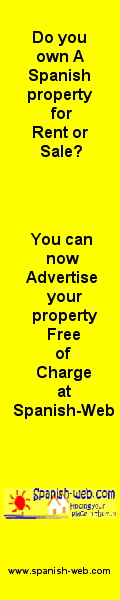 Advertise your Spanish Property