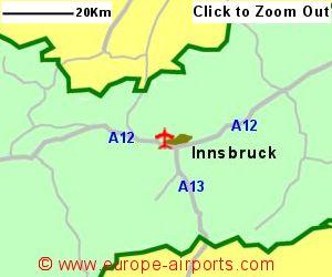 Innsbruck Airport Austria INN Guide Flights