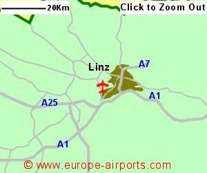 Linz Blue Danube Airport Austria LNZ Guide Flights