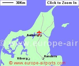 Aalborg Airport Denmark AAL Guide Flights