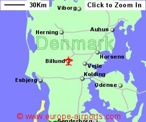 Billund Airport Denmark BLL Guide Flights