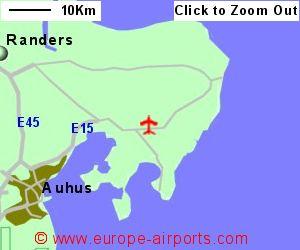 Aarhus Airport Denmark AAR Guide Flights