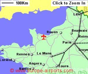 Car Rental Bayeux France Train Station