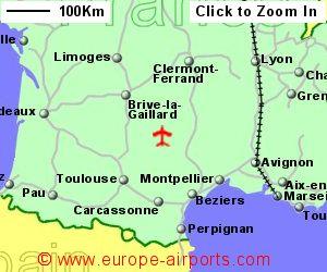 Rodez Marcilla Airport France RDZ Guide Flights