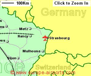 Strasbourg Entzheim Airport France Sxb Guide Flights