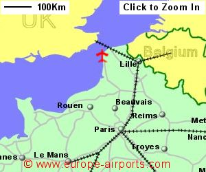 Le Touquet Le TougetParisPlage Airport France TLQ Guide