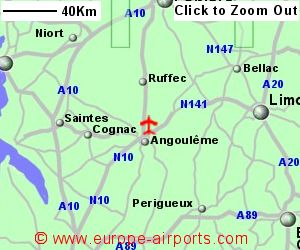 Angouleme Airport France ANG Guide Flights