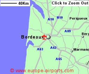 Bordeaux (Merignac) Airport, France (BOD) - Guide & Flights
