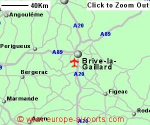 Car Rental Brive Airport
