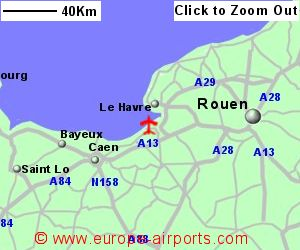 Deauville St Gatien Airport France DOL Guide Flights
