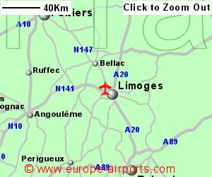 Limoges Car Hire Companies