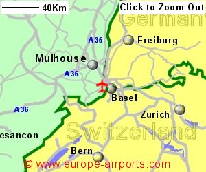 Mulhouse BasleMulhouseFreiburg Airport France MLH Guide