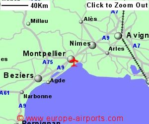 Montpellier Mediterranee Airport France MPL Guide Flights