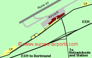 Dortmund Wickede Airport Germany DTN Guide Flights