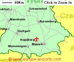Augsburg Muehlhausen Airport Germany Agb Guide Flights