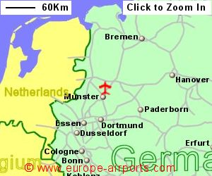 MunsterOsnabruck Airport Germany FMO Guide Flights
