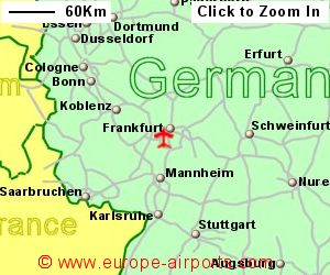 frankfurt am main airport map Frankfurt Main Rhein Main Airport Germany Fra Guide Flights frankfurt am main airport map
