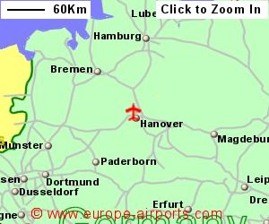 Hanover Langenhagen Airport Germany HAJ Guide Flights