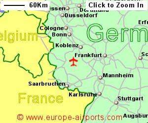 Frankfurt Hahn Airport Germany HHN Guide Flights