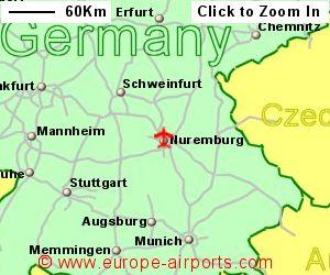 Nuremberg Nurnberg Airport Germany NUE Guide Flights