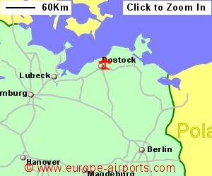 Rostock Laage Airport Germany RLG Guide Flights