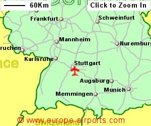 Stuttgart (Echterdingen) Airport, Germany (STR)   Guide & Flights