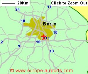 Berlin Brandenburg Airport Germany BER Guide Flights