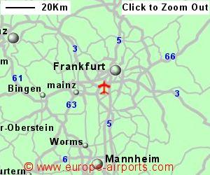 Frankfurt Main Rhein Main Airport Germany Fra Guide Flights