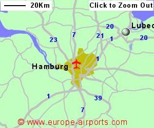 Hamburg Airport Germany HAM Guide Flights