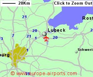Lubeck Lubeck Blankensee Airport Germany LBC Guide Flights