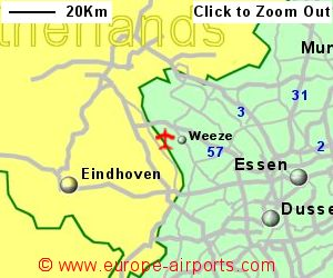 Weeze Airport Germany NRN Guide Flights - Germany map essen