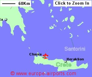 Chania Souda Ab Airport Greece Chq Guide Flights