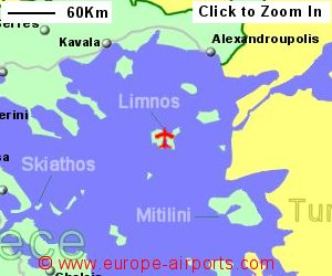 Limnos Lemnos Airport Greece LXS Guide Flights