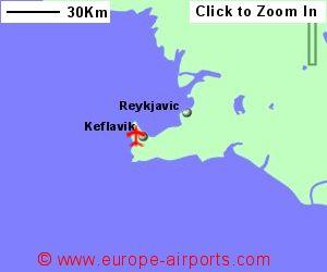 Map Of Reykjavik Airport Reykjavik (Keflavik) Airport, Iceland (KEF)   Guide & Flights