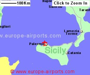 Palermo Falcone Borsellino Airport Italy Pmo Guide Flights