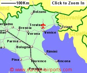 Venice Marco Polo Airport Italy VCE Guide Flights