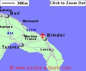 Car Rental Brindisi Airport Italy