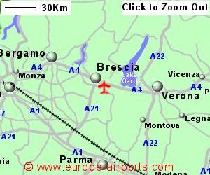 Brescia Montichiari Airport Italy VBS Guide Flights