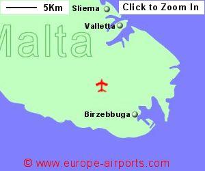 Malta International Luga Airport Malta MLA Guide Flights