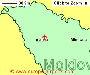 Balti Airport MoldovaBZY Guide flights