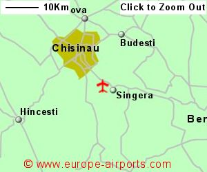 Chiinu Airport MoldovaKIV Guide flights