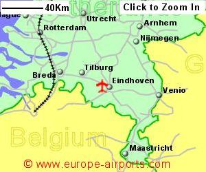Eindhoven Airport, Netherlands (EIN) - Guide & Flights: www.europe-airports.com/netherlands/show-airport.php?code=EIN