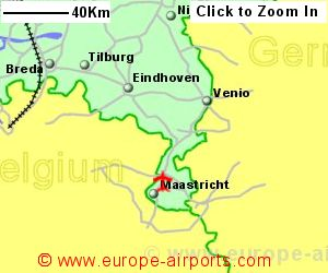 Maastricht Aachen Airport Netherlands MST Guide Flights