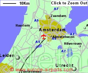 Amsterdam Schiphol Airport Netherlands AMS Guide Flights