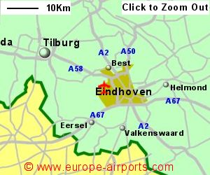 Eindhoven Airport, Netherlands (EIN) - Guide & Flights
