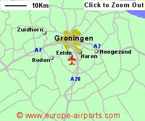 Groningen Eelde Airport Netherlands GRQ Guide Flights