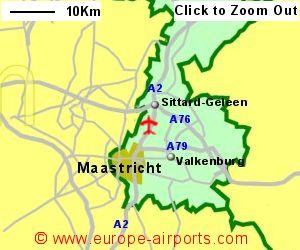 Maastricht Aachen Airport Netherlands MST Guide Flights