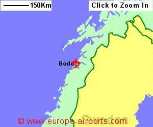 Bodo Airport Norway BOO Guide Flights