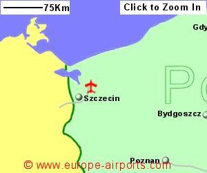 SzczecinGoleniow Airport Poland SZZ Guide and Flights