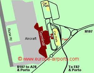 Porto Fracisco Sa Carneiro Airport Portugal Opo